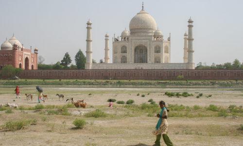 Inde : Taj Mahal Express