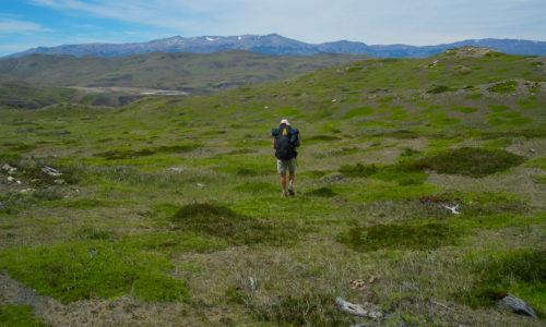 Chili : Torres del Paine