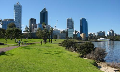 Australie : Perth la paisible