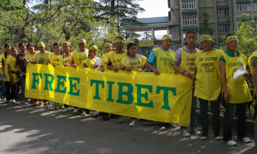 Inde : Grêle, free tibet, thermes, etc…