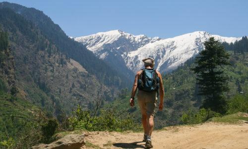 """Inde : Un petit tour """"Haut"""" dans la montagne"""