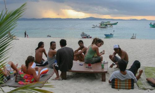 Malaisie : Pulau Kapas