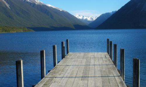 La Nouvelle Zélande : ile du Sud