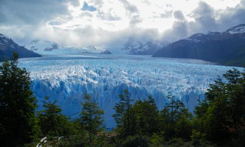 Argentine : Le Glacier Perito Moreno