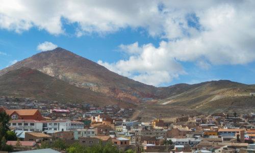 Bolivie : Potosi, le Mont Riche