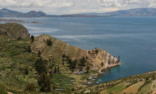 Bolivie : Copacabana et le lac Titicaca