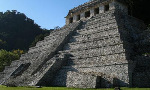 Mexique : Palenque et Yaxchilan