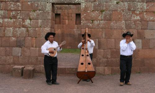 Pérou : Pisac