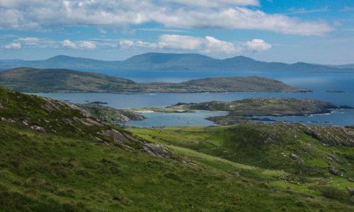 Irlande : les tourbières