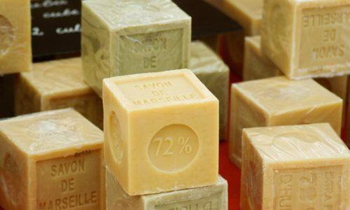 Provence : Le savon de Marseille